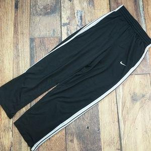 Nike Basketball Warmup Track Pants Size Small